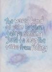 stop tears fromfalling