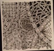 zentangle curves2