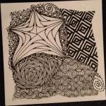Zentangle Tile