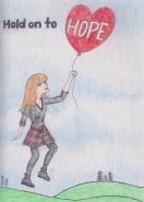 Hold on to hope.