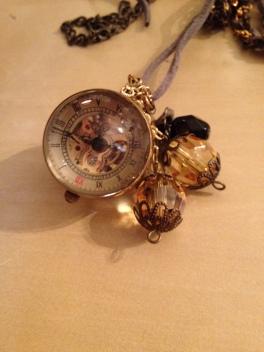 pocket watch bracelet