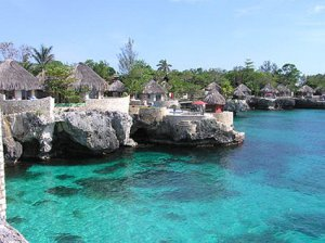 I wanted to go snorkeling off the cliffs in Negril, Jamaica