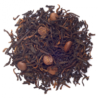 coffee pu-erh tea