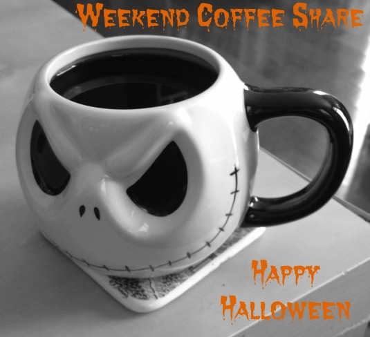 Jack Mug Halloween coffee share
